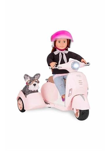 Our Generation Our Generation Oyuncak Sepetli Scooter Renkli